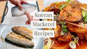 Korea's Favorite Fish: Mackerel! (2 ...