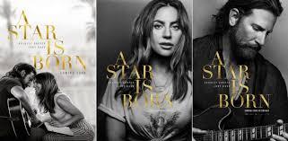A Star Is Born Movie Lady Gaga Bradley Cooper Music Film - poster