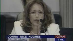 Donna Rice Hughes   C-SPAN.org