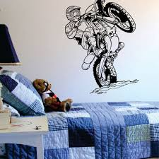 Best Motocross Wall Decals Products On Wanelo