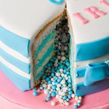 Recept: Recept voor Gender reveal taart | Deleukstetaartenshop.nl