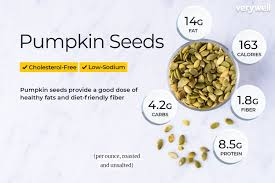 pumpkin seed nutrition facts and health