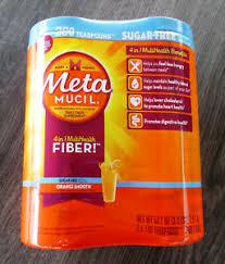 sugar free powder orange smooth daily