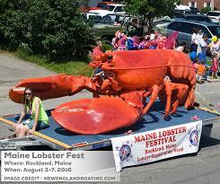seafood festival ...