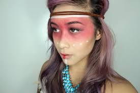 native american indian makeup tips