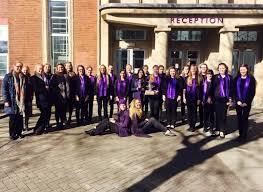 Stratford Girls School - Chamber Choir at the Dudley Music Festival