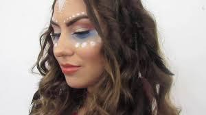 indian costume makeup saubhaya makeup