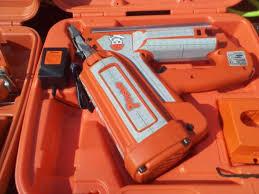 paslode nailer problem tools