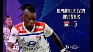 RESUMEN LYON VS JUVENTUS HIGHLIGHTS UEFA CHAMPIONS LEAGUE - YouTube