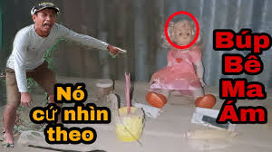 Con Búp Bê Kỳ Lạ Trong Khu Nhà Hoang.Haunted Doll - YouTube