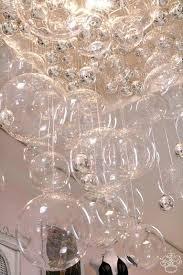 bubble chandelier diy diy chandelier