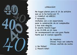 Invitacion Azul 2 Jpg 1600 1149 Invitacion Cumpleanos Adultos