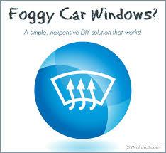 foggy windows make your own anti fog