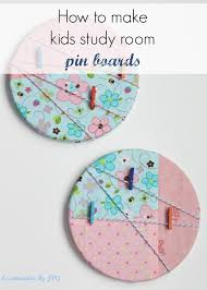 Kids Study Room Pin Boards Eccentricities By Jvg