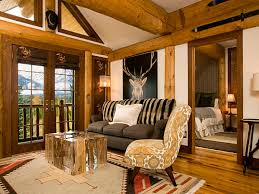 attractive rustic home decorating ideas