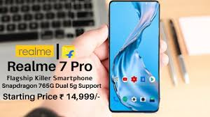 Realme 7 Pro : 5G