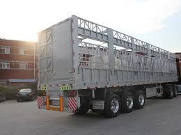3 Axles Cattle Fence Type Semi Trailer Livestock Carrier Truck Trailer For Animals Livestock Trucks Buy Livestock Trailer Livestock Trucks Livestock Fence Trailer Cattle Fence Trailer Product On Alibaba Com