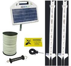 Trapper As 70 Solar Fencing Kit For Horses Farmcareuk Com