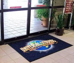 carpet mat with your pany logo