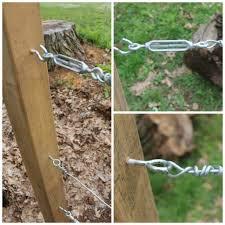 Building A Diy Wire Trellis