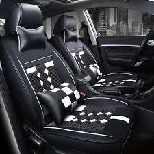 pu leather car seat covers suv auto