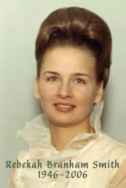 WMB1.com : Rebekah Branham Smith home with the Lord. Email family. George  Smith. William Angela Steven