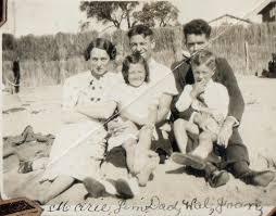 Griffin Genealogy - (lr) Marie Coyle , Joan Melba Campbell, James ...