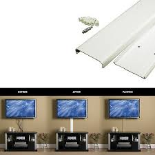 cord concealer wall mount cable wire