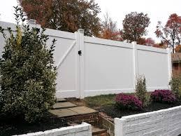Vinyl Fence Styles Integrous Fences And Decks