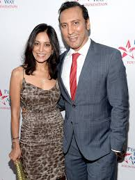 The Daily Show's Aasif Mandvi Is Married — See the Stunning Photo ...