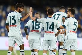 Il Napoli sfida lo Sporting Club - Contropiede Azzurro
