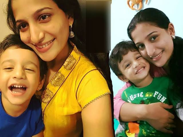 """Image result for actress santhoshi son"""""""