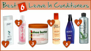 conditioners for natural and relaxed hair