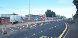 A2 Shore Road Greenisland widening - Northern Ireland Roads