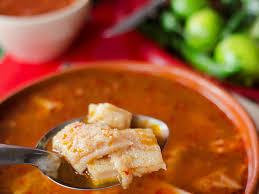 menudo recipe y tripe soup