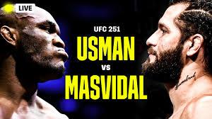 UFC 251 on Fight Island: Usman vs ...
