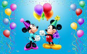 mickey mouse happy birthday minnie