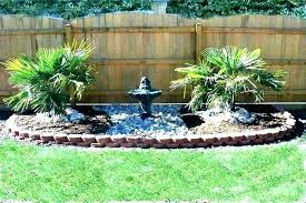 garden water features front feature