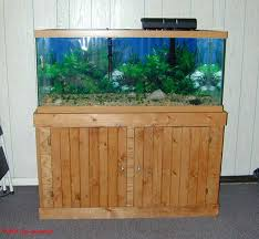 aquarium wood stand design plans diy