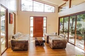 lovely high ceiling bungalow with