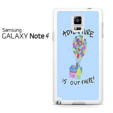disney up quotes adventure is out there samsung galaxy note case
