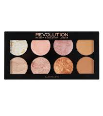 makeup revolution ultra blush and