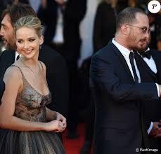 Jennifer Lawrence illumine Venise au côté de son chéri Darren ...