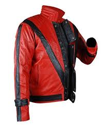 leather jacket michael jackson thriller