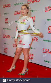 Abella Danger attends the 2020 Adult Video News AVN Awards at The Joint  inside Hotel Hard Rock & Casino in Las Vegas, Nevada, USA, on 25 January  2020. | usage worldwide Stock Photo - Alamy
