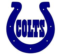 Indianapolis Colts Vinyl Decal Any Truck Or Car Side Bed Stickers Set Of 2 Football Gra In 2020 Indianapolis Colts Logo Indianapolis Colts Football Indianapolis Colts