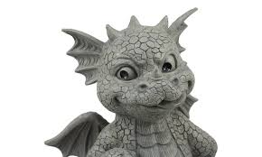 up to 33 off on garden dragon statue