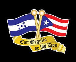 Puerto Rico Honduras Flag Car Decal Sticker 273ho Ebay