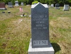 "Ada L. ""Addie"" Burns Keene (1871-1963) - Find A Grave Memorial"