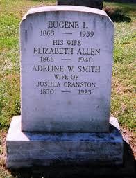 Adeline Williams Smith Cranston (1830-1923) - Find A Grave Memorial